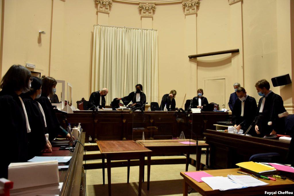 Affaire Mawda : Tribunal de Mons