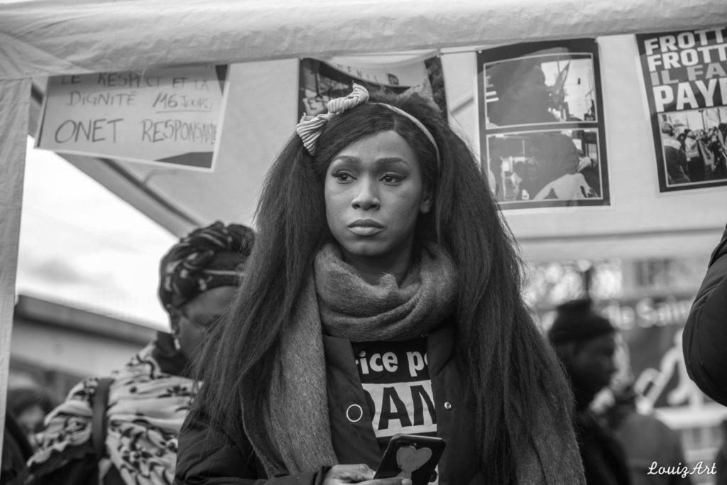 Assa Traoré Adama Justice interview Jeune Afrique critique Mila Raphaël Enthoven Sonia Mabrouk racisme violences policières France Arabes Noirs