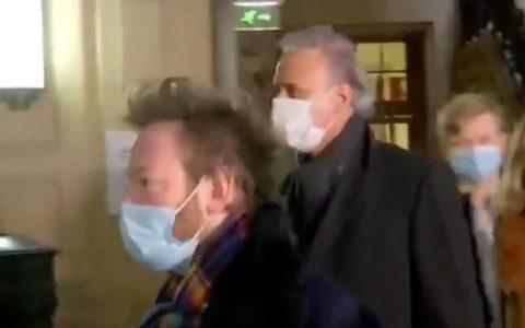 Georges Tron condamné à 3 ans de prison ferme par la Cour d'assises de Paris