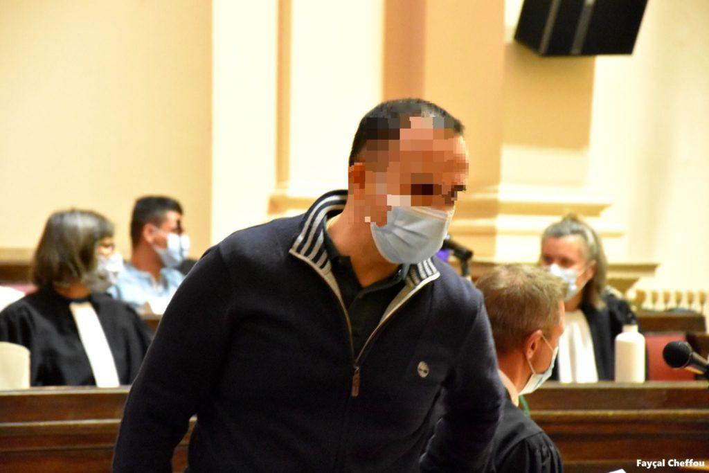 Victor Manuel Jacinto Goncalves, le policier inculpé d'homicide involontaire