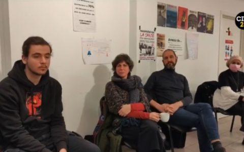 Des victimes de violences policières de ce 24 janvier à Bruxelles ont expliqué leur vécu à Cité24