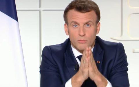 Allocution du président de la république française Emmanuel Macron (mesures covid) 31 mars 2021