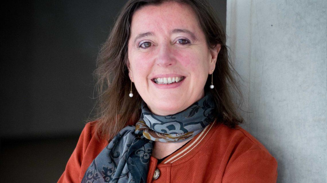 Annick Castiaux nouvelle rectrice de l'université de Namur