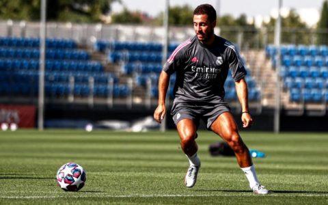 Eden Hazard remis de ses blessures.