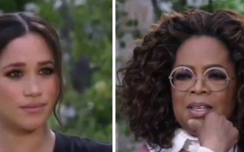 Meghan Markle interviewée par Oprah Winfrey