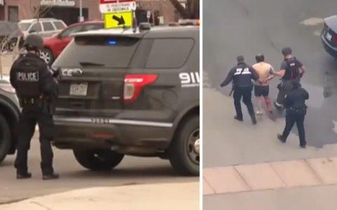 Tuerie de masse aux USA par un homme blanc (Boulder, Colorado) ce 22 mars