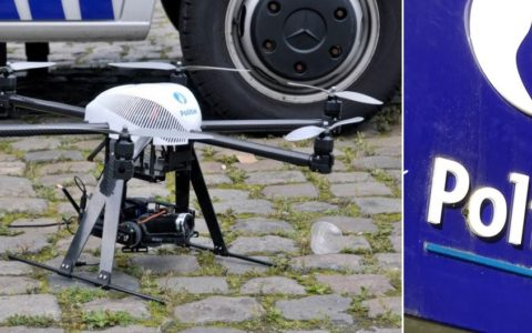 Des drones déployés par la police pour rappeler les mesures sanitaires covid mais aussi pour sur l'interdiction de boire de l'alcool. Légal ?