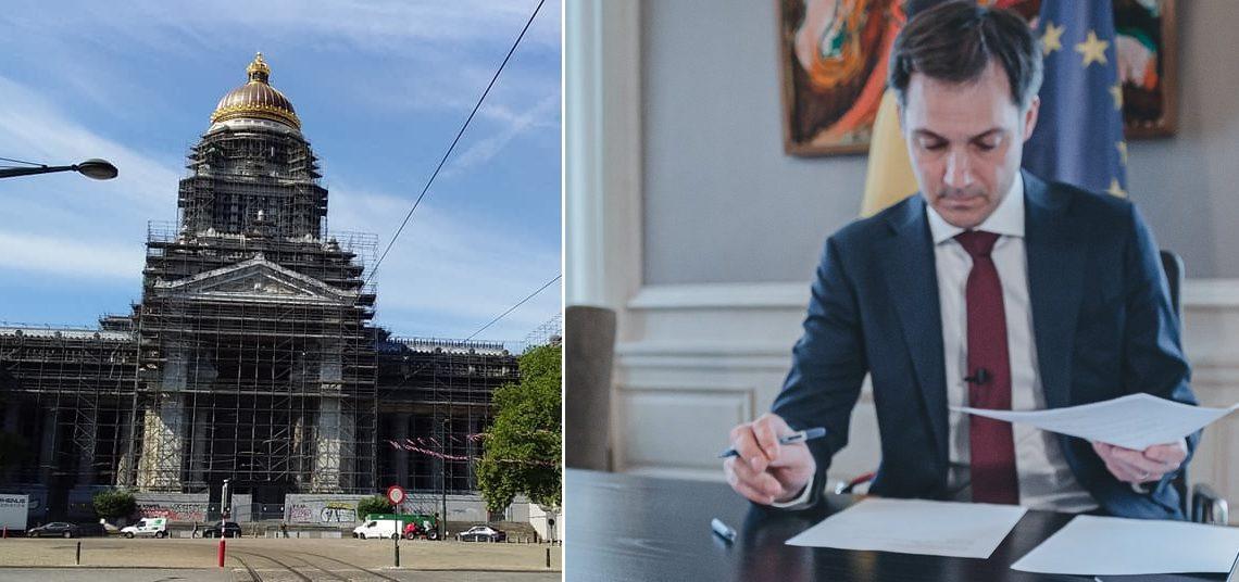 L'Etat belge condamné à lever les mesures covid dans les 30 jours par le tribunal de première instance de Bruxelles