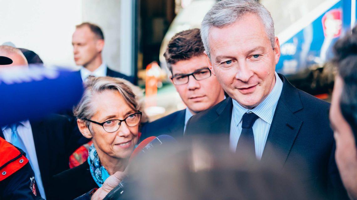 Bruno le maire ministre économie franceBruno le maire ministre économie france