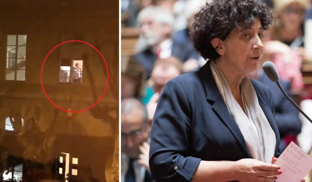 Frédérique Vidal ministre enseignement supérieur ministère fête covid crise sanitaires couvre-feu Macron vidéo