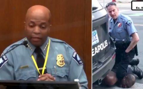 George Floyd Derek Chauvin trial procès Minneapols police crime violence policière usa Etats-Unis meurtre