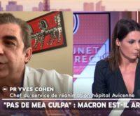débat buzz polémique médecin Yves Cohen psychologue Marie-Estelle Dupont LCI Eric Brunet confinement covid