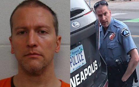 Derekc Chauvin prison procès George Floyd Minneapolis police afro-américain