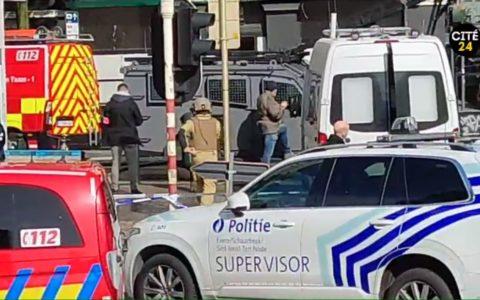 Fin de la prise d'otage à St-Josse : l'auteur arrêté