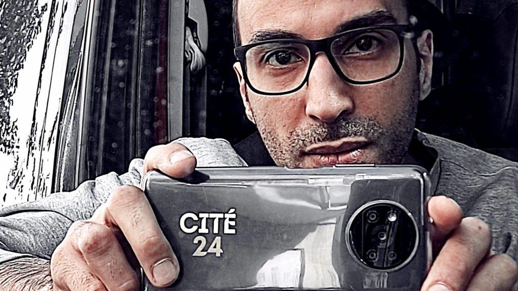Si Fayçal Cheffou a pu nous transmettre ses dernières images, Cité 24 est depuis, sans nouvelles de lui...
