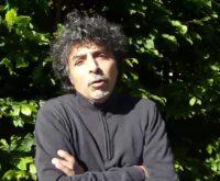 Youssef Boussoumah, membre du Parti des Indigènes de la République - Photo : Espace Manager.