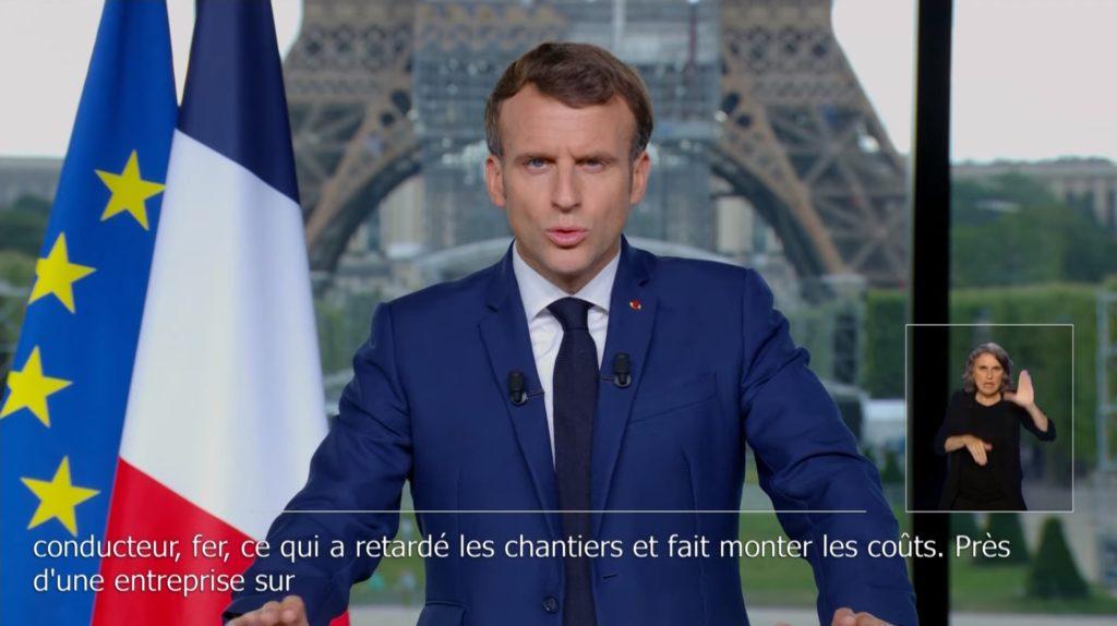 L'allocution du Président Macron vers la vaccination obligatoire pour tous.