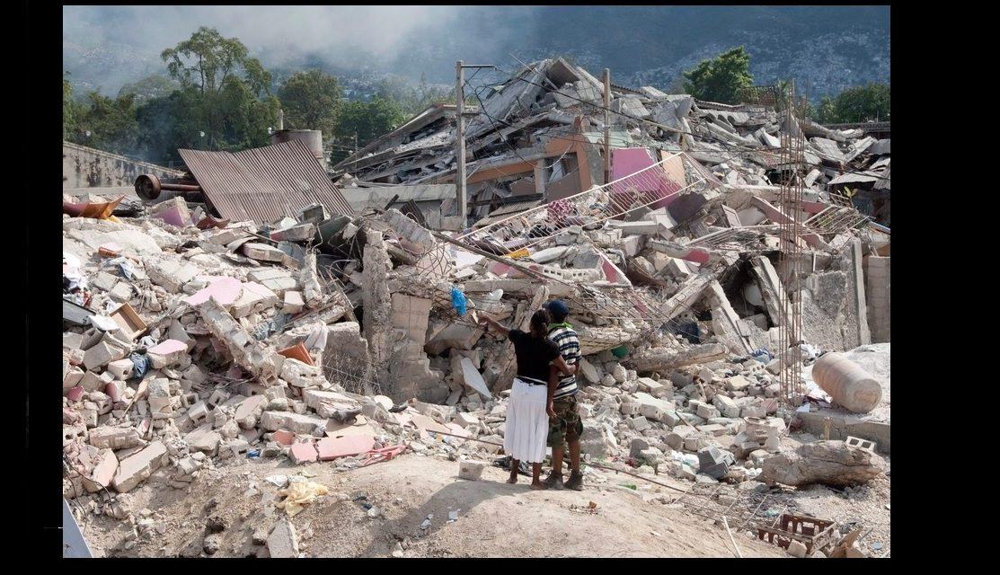 Haïti, dix jours après le séisme...