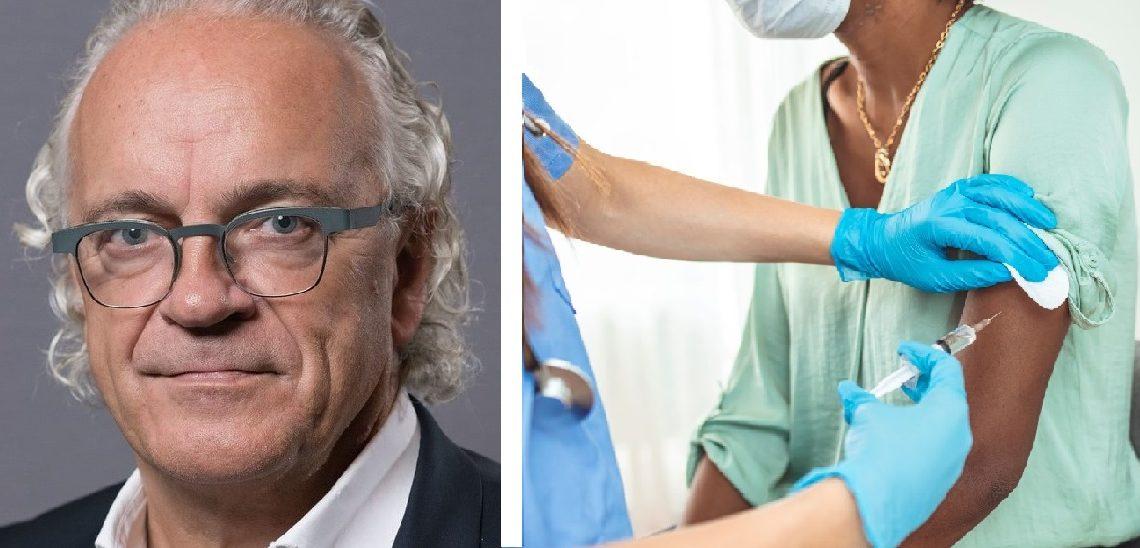 Le directeur de l'UZ Brussel, Marc Noppen, estime qu'il faut pourrir la vie des non-vaccinés bruxellois.