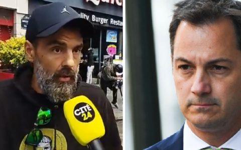 Jérôme Rodriguez et Alexander De Croo sur le pass sanitaire