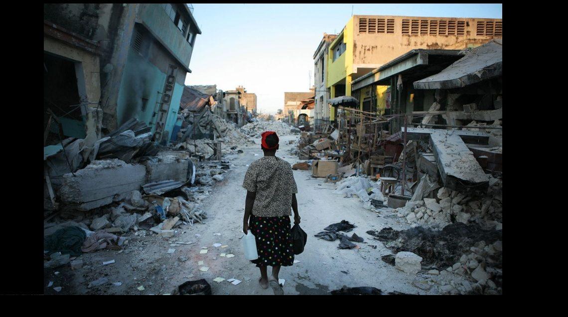 Selon un bilan provisoire, le nouveau séisme en Haïti a fait près de morts.