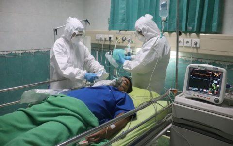 Hospitalisation pour covid