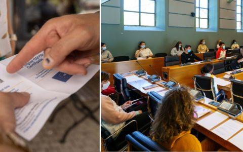 Le Parlement wallon est l'objet d'une plainte au sujet du Covid Safe Ticket (pass sanitaire)