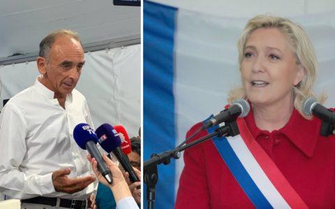 Robert Ménard appelle à l'union entre Eric Zemmour et Marine Le Pen