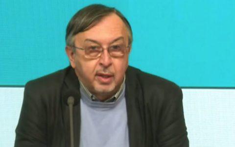 Yves Van Laethem, porte-parole interfédéral covid-19 en Belgique